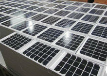 A grade OEM/ODM available glass laminated solar panel (mono/polo crystalline optional)
