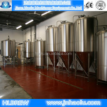 pub/hotel/brewery craft 500l brewing equipment,restaurant/pub used micro beer brewing equipment for sale