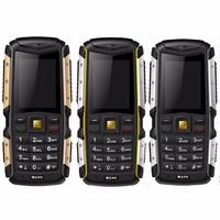 Outdoor Waterproof 2.0 inch MANN ZUGS MTK6260A 2MP Rear Camera GSM Mobile Phone #70724