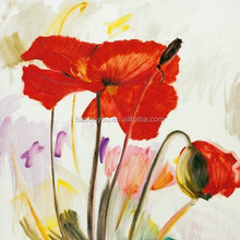 European style brand new classic flower oil painting on canvas