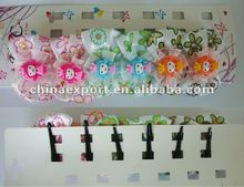 baby hair bands clips/baby girl hair clips/plain metal hair clips baby