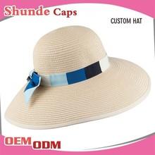 Wholesale Straw Hats Girls Straw Hats Straw Hat Decorate