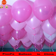 Cheap promotional advertising cheap party ballon suppliers pearl latex helium balloon