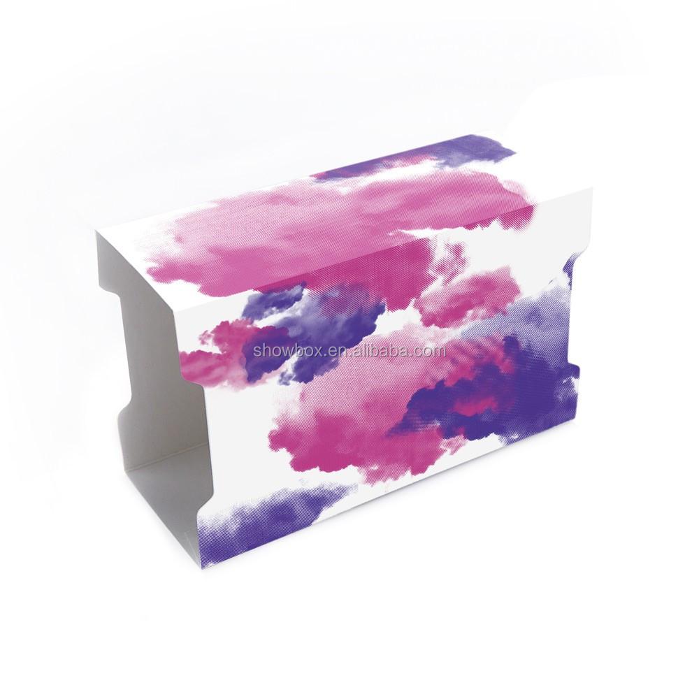 Christmas gift custom logo google cardboard VR 3D virtual reality headset (12).jpg
