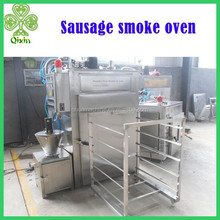 Multifunctional stainless steel smoke house for sale