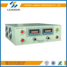 High efficiency 220V AC LS-ESP 200KV/5mA regulated dc power supply