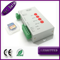 High quality sd card led pixel t-1000s controller