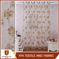 China Manufacturer Ready made Embroidery animal bead curtain