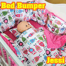 2015 New Baby Minky Bed Setting For Baby Gift Set.J2015923BS01