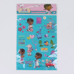 Free Sample Kids Cute Puffy Sticker,Various Carton 3d Puffy Sticker,High Quality Pvc Sticker