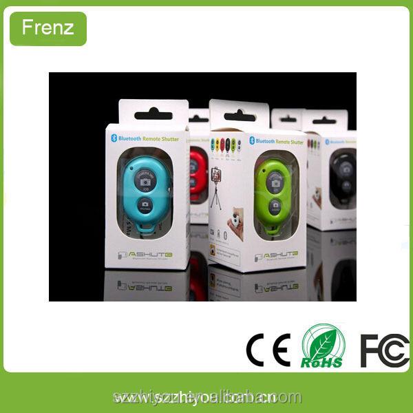 The Lowest Price Wireless Bluetooth Remote Shutter, Wholesale Innovative Selfie Remote Shutter, Selfie Wireless Camera Shutter