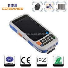 Corewise pda mobile phone with 2d barcode scanner RFID