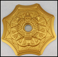 China factory hot sale ceiling decoration/plastic medallions