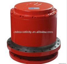 Rexroth gear reducer for winch drives