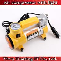 12v Car 150 PSI Auto Digital Tyre Air Compressor Inflator Electric Pump with light
