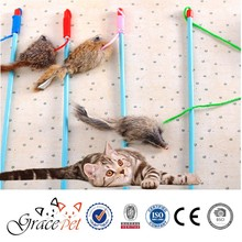 Mouse Rod Playing Toy Cat Rod