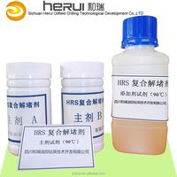 Petroleum Blockage Remover Chemical oil blocked