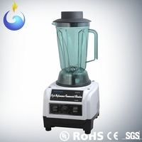 LIN 3HP powerful commercial food mixer smoothie kitchen ice blender/maker home appliance