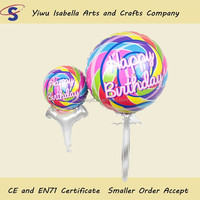 inflatable candy shaped balloons