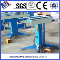 ElectroMagnetic Manual Box and Pan Folding Machine manual press brake