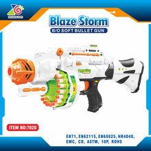 Produtos mais vendidos plástico abs bala mole arma de brinquedo brinquedo eletrônico atacado armas