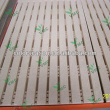 Versatile Vermiculite Board Used in ceiling as interior decoration