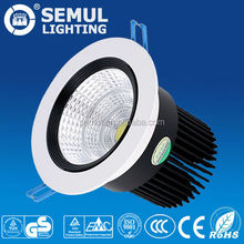 hot sale shenzhen price new high quality high power led downlight