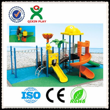Kids Plastic Play Park Structures/Outdoor Play Structure for Children/Kids Playground Structures With Monkey Bars