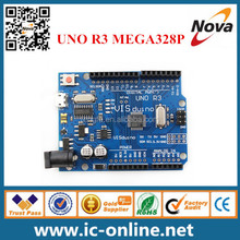 Electronic Manufacture UNO R3 MEGA328P For Arduinos UNO R3 With Cable