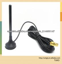 Antena DVB TV fuerte soporte magnético antena de HDTV