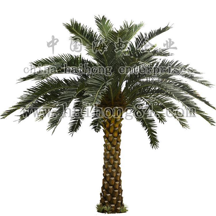 Int rieure ou ext rieure artificielle grande tropical for Arbre palmier artificiel