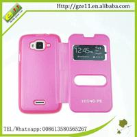 New product silicone cell phone case for Tecno P5