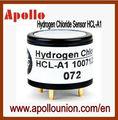 El cloruro de hidrógeno hcl sensor sensor de gas hcl-a1