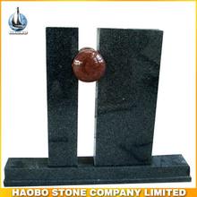 Nuevo granito lápida diseño