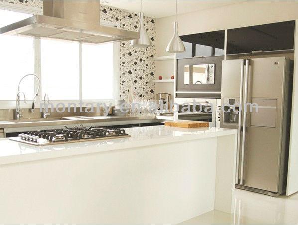 beste verkaufen reiner wei er kristall glas arbeitsplatte k che tischplatte badschrank platte. Black Bedroom Furniture Sets. Home Design Ideas
