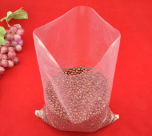 Hot sale! high quality ldpe plastic bags flat bag food packaging bag on roll