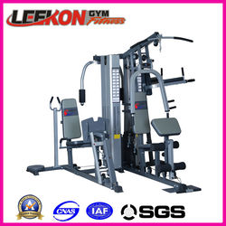 5 in 1 gym home equipment 5 station multi gym
