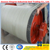 drive pulley rubber pulley cement plant use cast iron conveyor drum big magnetic drum pulley