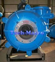 AH type mining pump for coal tailing slurry dewatering slurry pump