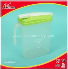 1.8 litter cheap bpa free plastic water jugs with handle