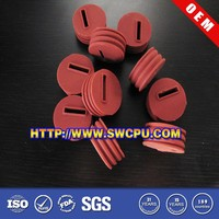 Custom rubber silicone test tip for disposable e-cig