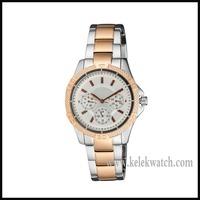 Ladies Sport W0235L4 Two Tone/Silver Analog Watch,Women's Quartz Watch