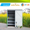 Low price easy build CE certification prefabricated Garden Shed of small prefab shed house