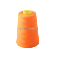 colors sewing thread on cone polyester sewing thread
