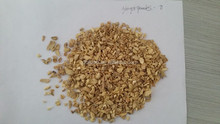 Ginger granule 5-8 mesh from direct factory with good quality