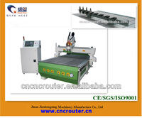ATC CNC Router for wood furniture cutting and engraving with only 8 seconds tool changing speed