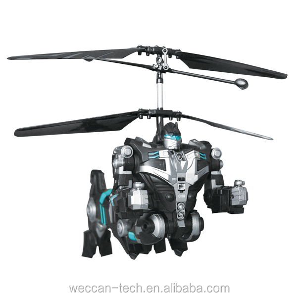 Cool Toy Helicopters : Cool new ch robot design rc helicopter toys buy