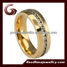 gold plating channel ring
