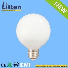 China Led Bulb E27 G80 8W High Lumens 110LM/W PC Aluminum Mix Led Lighting Bulb