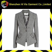 new formal ladies office wear suit manufacturer